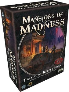 Pesadelos Recorrentes: Expansão Mansions of Madness