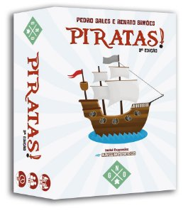 Piratas! 2ª Edição