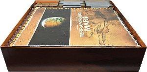 Organizador (Insert) para Terraforming Mars