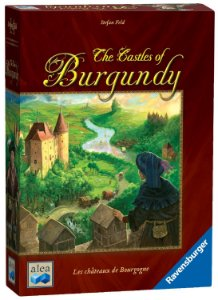 Pré Venda - The Castles of Burgundy