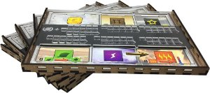 Kit Dashboards para Terraforming Mars