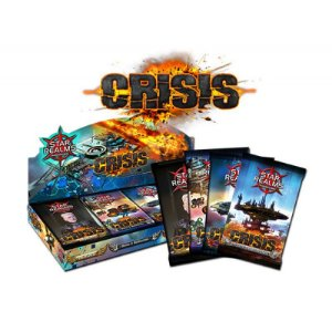Star Realms: Crisis (4 boosters)