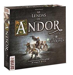 Lendas de Andor: A Última Esperança