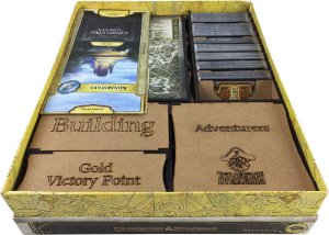 Organizador (Insert) para Lords of Waterdeep