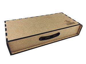 Kit Dashboard para Clans of Caledonia (4 unidades) - COM CASE