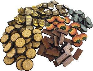 Kit de recursos especiais para Agrícola