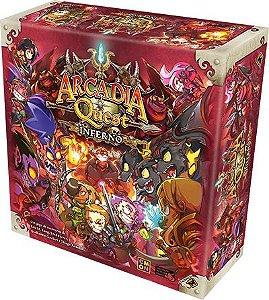 Pré Venda - Arcadia Quest Inferno