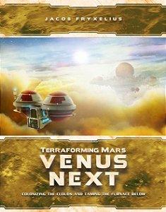 Pré Venda - Terraforming Mars: Venus Next