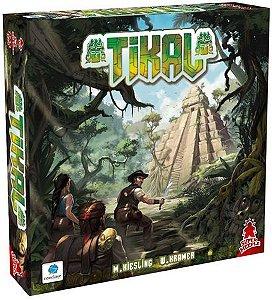 Tikal - Pré-venda