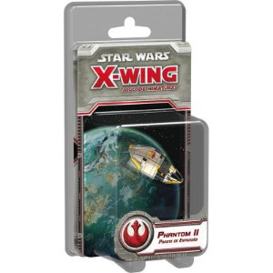 Phantom II - Expansão Star Wars X-Wing