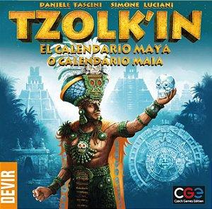 Pré Venda - Tzolkin: O Calendário Maia