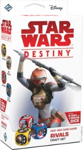 Star Wars Destiny: Rivais