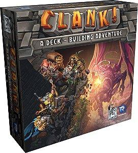 Clank!: Um Deck Building de Aventura