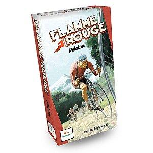 Flamme  Rouge - Peloton