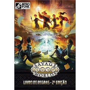 SAVAGE WORLDS 2ª Edição: Livro de Regras