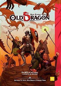 Old Dragon Livro Básico