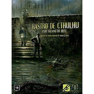 Rastro de Cthulhu 3ª Edição: Livro de Regras