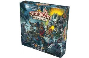 Zombicide Green Horde – Friends and Foes