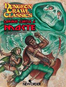 Lâminas Contra a Morte – DCC RPG