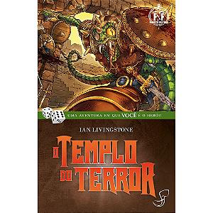 FF 18 - O Templo do Terror