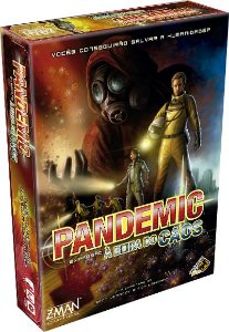 Pandemic: À Beira do Caos - Pré-venda