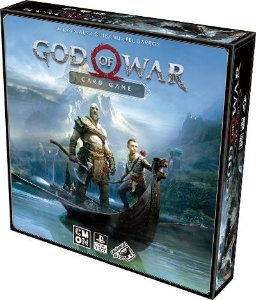 God Of War: Card Game - Pré-venda