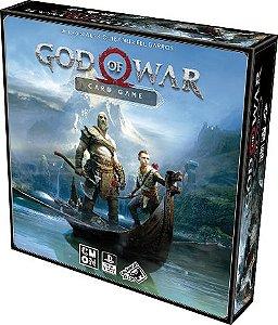 God Of War: Card Game - Pré-venda
