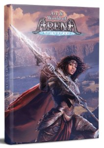 Arena: The Contest - ARTBOOK