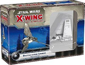 Shuttle Class Lambda - Expansão Star Wars X-Wing