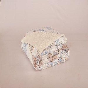 Cobertor Top Line Solteiro Lã de Carneiro 1 peça Lincy