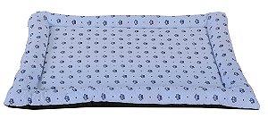 colchonet pet impermeável para cachorro ou gato 65x86 Realeza azul
