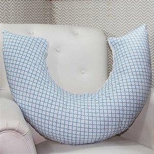Almofada Amamentação - Zôo Azul
