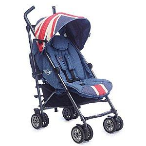 Carrinho de bebe Mini Buggy Union Jack Vintage EasyWalker