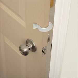 Protetor de porta dedo preventer luxo com 2 peças Safety 1st