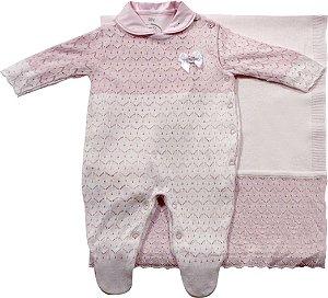 Saida de maternidade 3 peças degrade Noruega