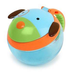 Potinho de lanche zoo cachorro Skip Hop