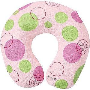 Protetor de pescoço rosa Safety 1st