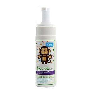Higienizador para mãos sem álcool Bioclub baby