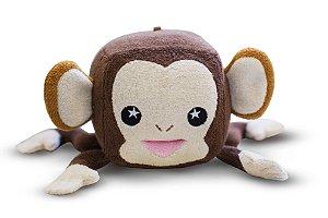 Esponja de Banho Macaco Soap Pals