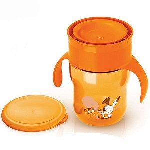 Copo mágico natural laranja 260ml Philips Avent