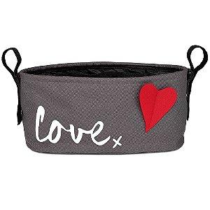Bolsa Organizadora para Carrinho de Bebê Love Choopie
