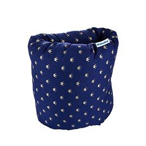 Almofada de Braço Para Amamentação Coroa Azul Kababy