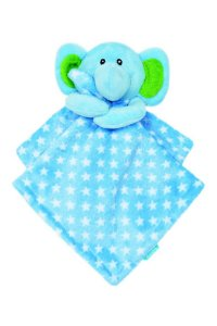 Naninha Elefantinho Azul Buba Toys