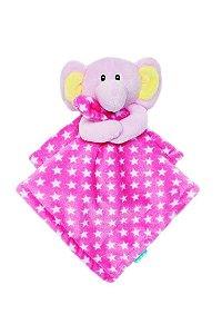 Naninha Elefantinho Rosa Buba Toys