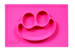Jogo americano com prato rosa Buba Toys