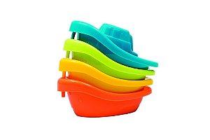 Barquinhos para Banho Buba Toys