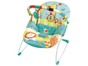 Cadeira de Descanso Musical 11kg Leão/Girafa Mastela