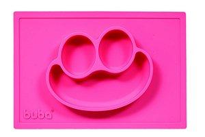 Jogo americano com prato Rosa Pequeno Buba Toys