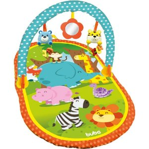 Tapete Atividades Baby Safari Buba Toys