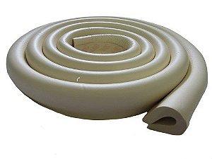 Protetor de Quina Grosso para mesa de vidro Branco 2 metros